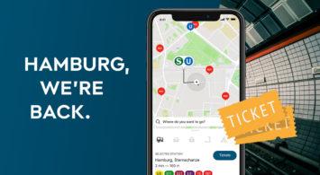 Die Fahrkarten für den Hamburger Nahverkehr sind zurück!